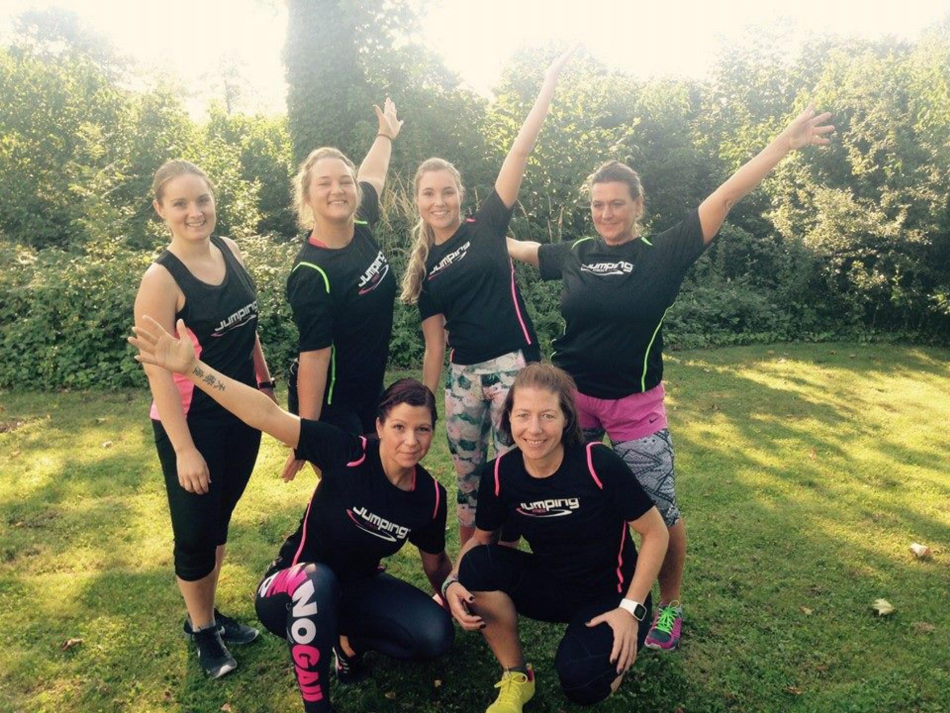 Jumping Fitness Ausbildung Frechen