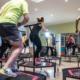 Jumping Fitness Trampolin