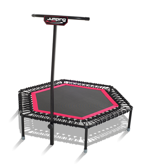 jumping fitness das trampolin workout made in germany. Black Bedroom Furniture Sets. Home Design Ideas