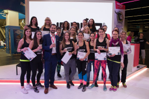 Die Gewinnerinnen des Jumping Faces Awards