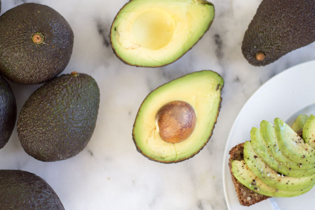 avocado-brot