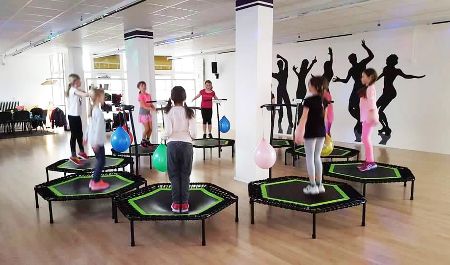 Jumping Fitness KIDS bei Nicole Rudolf in Lauffen am Neckar